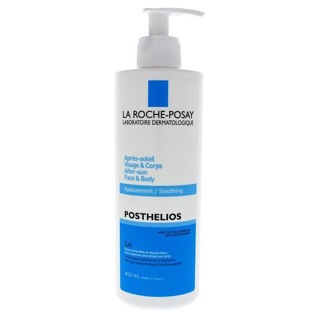 Posthelios Gel Hydrating After Sun by La Roche-Posay for Unisex - 13.5 oz Gel