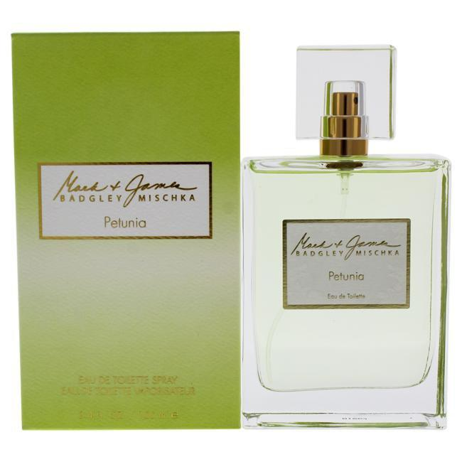 MARK AND JAMES PETUNIA BY BADGLEY MISCHKA FOR WOMEN -  Eau De Toilette SPRAY