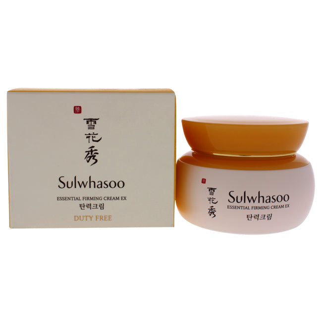 Essential Firming Cream EX by Sulwhasoo for Women - 2.5 oz Cream