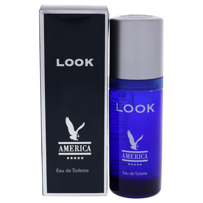 America Look by Milton-Lloyd for Men -  Eau de Toilette Spray
