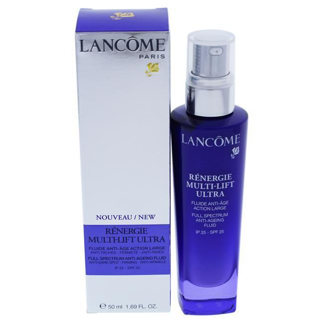 Renergie Multi-Lift Ultra Full Spectrum Anti-Ageing Fluid SPF 25 by Lancome for Unisex - 1.69 oz Tre