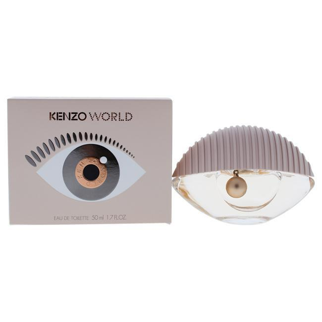Kenzo World by Kenzo for Women -  Eau de Toilette Spray