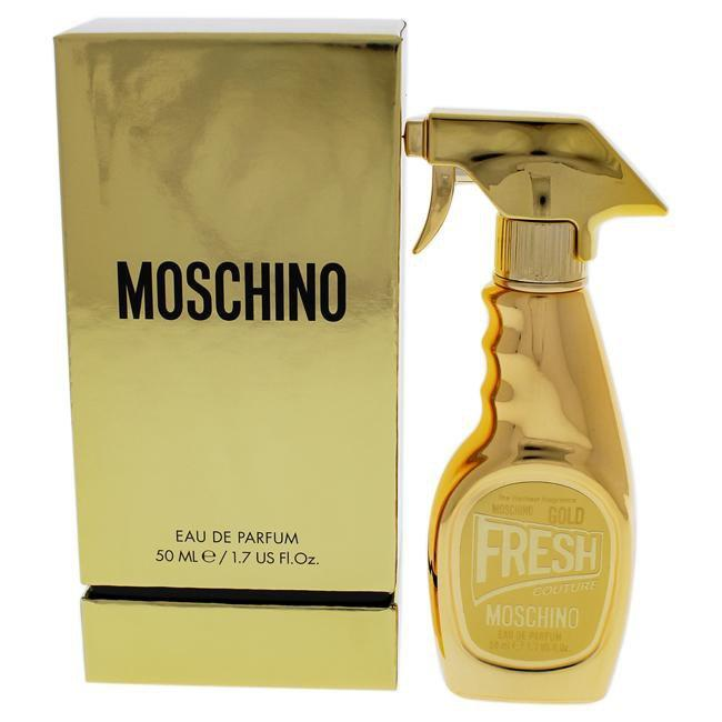 MOSCHINO GOLD FRESH COUTURE BY MOSCHINO FOR WOMEN -  Eau De Parfum SPRAY