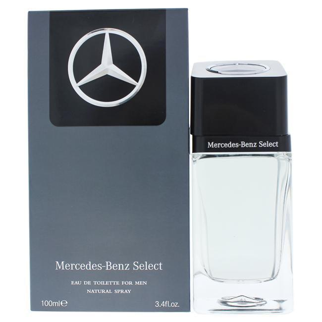 MERCEDES-BENZ SELECT BY MERCEDES-BENZ FOR MEN -  Eau De Toilette SPRAY