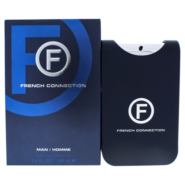 French Connection Homme by French Connection UK for Men -  Eau de Toilette Spray