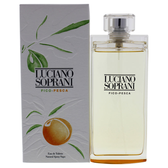 Fico Pesca by Luciano Soprani for Women - EDT Spray