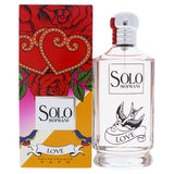 Solo Soprani Love by Luciano Soprani for Women - EDT Spray