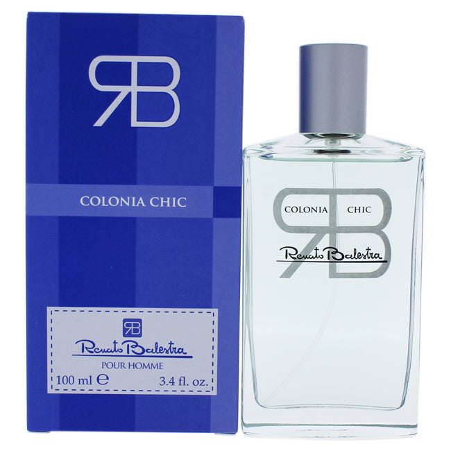 Colonia Chic by Renato Balestra for Men - EDC Spray