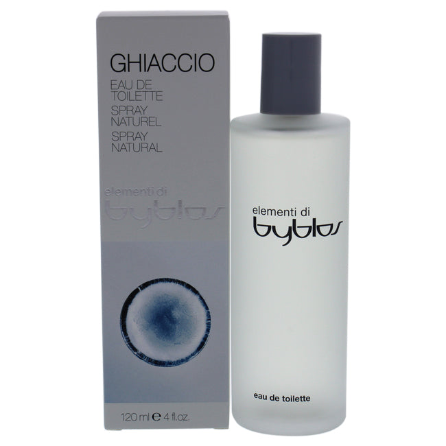 Elementi Di Ghiaccio by Byblos for Women - EDT Spray