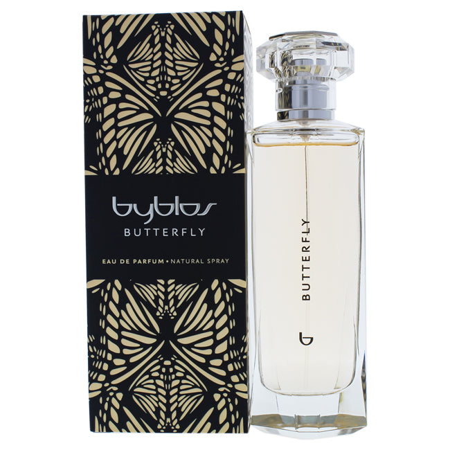 Butterfly by Byblos for Women - EDP Spray