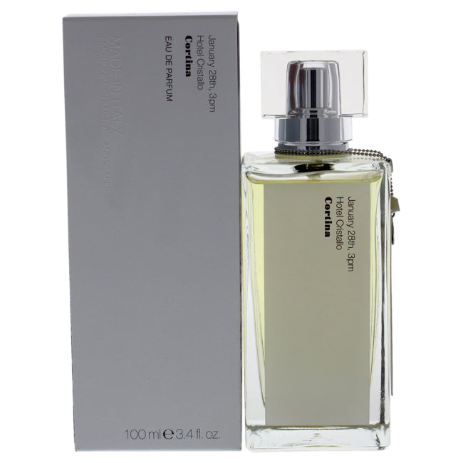January 28th 3PM Hotel Cristallo - Cortina by Memento Italian Olfactive Landscapes for Women - Women - 3.4 oz