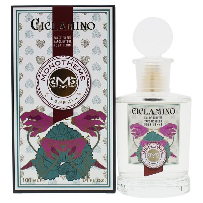CICLAMINO BY MONOTHEME FOR WOMEN -  Eau De Toilette SPRAY