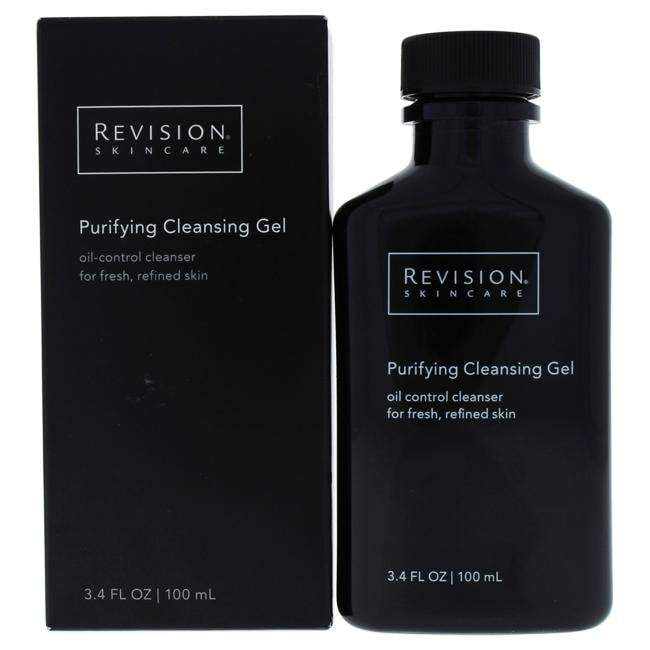 Purifying Cleansing Gel by Revision for Unisex - 3.4 oz Gel
