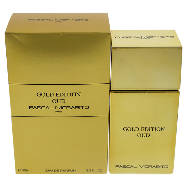 Gold Edition Oud by Pascal Morabito for Women - EDP Spray