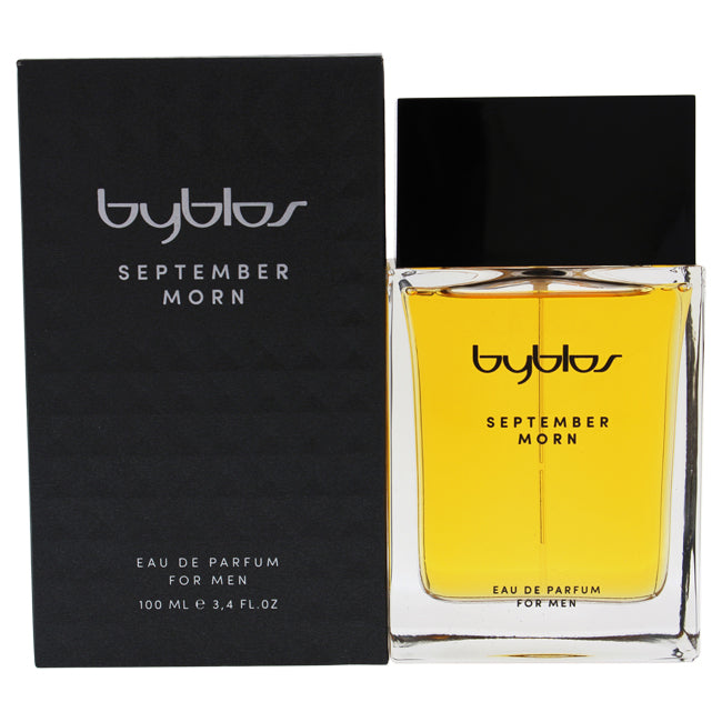 September Morn by Byblos for Men -  Eau de Parfum Spray