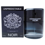 Unpredictable Noir by Glenn Perri for Men -  Eau de Parfum Spray