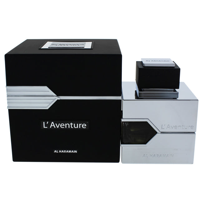 LAventure by Al Haramain for Men -  Eau de Parfum Spray