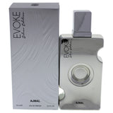 Evoke Silver Edition by Ajmal for Women -  Eau de Parfum Spray
