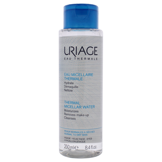 Thermal Micellar Water - Normal To Dry Skin by Uriage for Unisex - 8.4 oz Cleanser