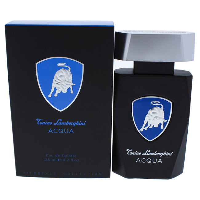 Acqua by Tonino Lamborghini for Men -  Eau de Toilette Spray