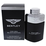 Bentley Black Edition by Bentley for Men -  Eau de Parfum Spray