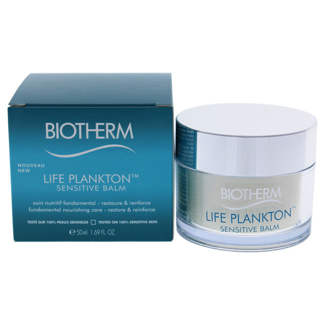 Life Plankton Sensitive Balm by Biotherm for Unisex - 1.69 oz Balm