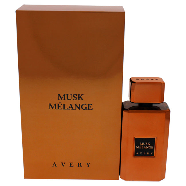Musk Melange by Avery for Unisex -   Eau de Parfum Spray