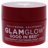 Good in Bed Passionfruit Softening Night Cream by Glamglow for Women - 0.17 oz Cream