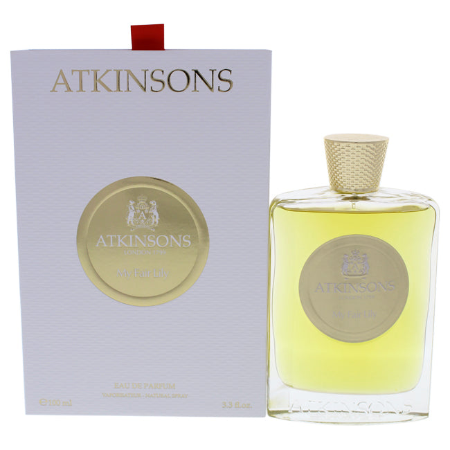 My Fair Lily by Atkinsons for Unisex -  Eau de Parfum Spray