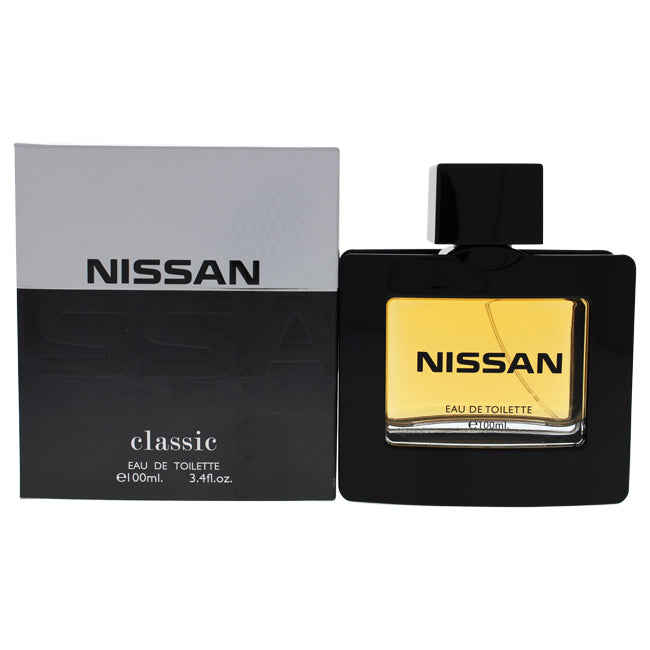 Nissan Classic by Nissan for Men -  Eau de Toilette Spray