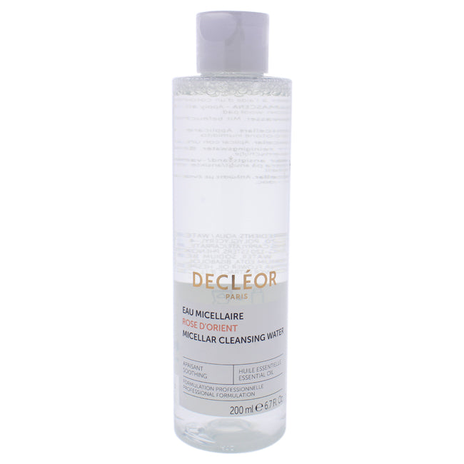 Aromessence Rose DOrient Micellar Cleansing Water by Decleor for Unisex - 6.7 oz Cleanser