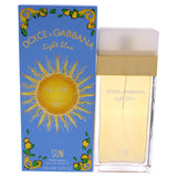 Light Blue Sun by Dolce and Gabbana for Women -  Eau de Toilette Spray