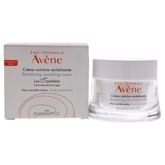 Revitalizing Nourishing Cream - Dry Sensitive Skin by Avene for Women - 1.6 oz Cream