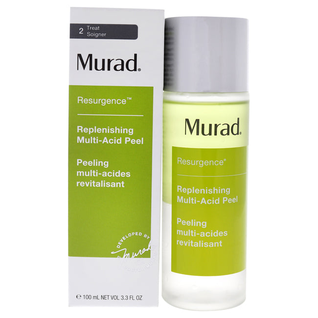 Replenishing Multi-Acid Peel by Murad for Unisex - 3.3 oz Peel