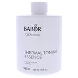 Cleansing Thermal Toning Essence by Babor for Women - 16.9 oz Cleanser