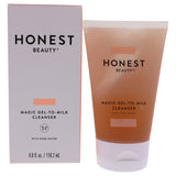 Magic Gel-to-Milk Cleanser by Honest for Women - 4 oz Cleanser