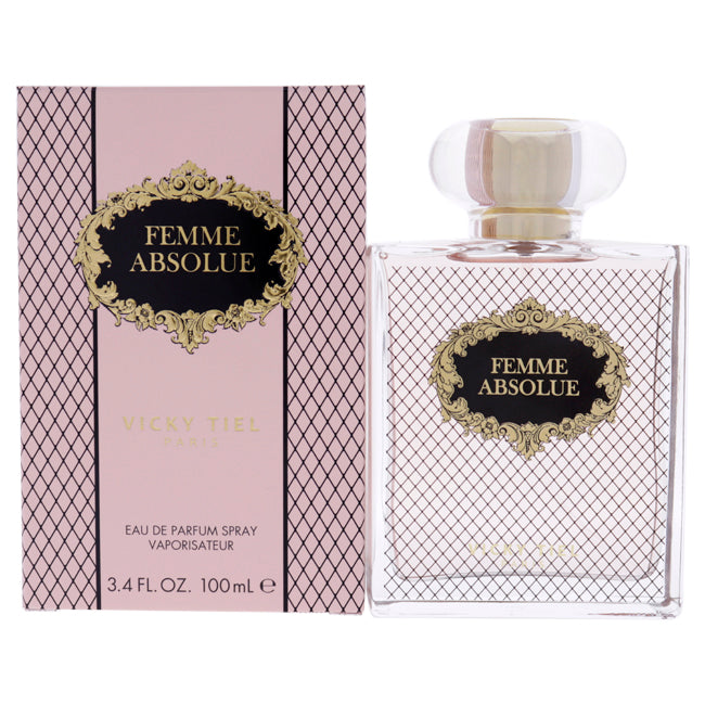 Femme Absolue by Vicky Tiel for Women - Eau De Parfum Spray