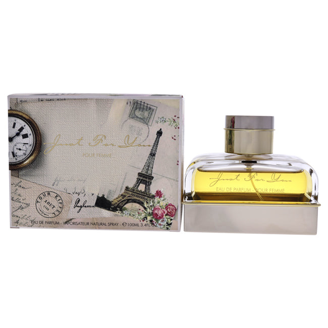 Just For You by Armaf for Women - Eau De Parfum Spray