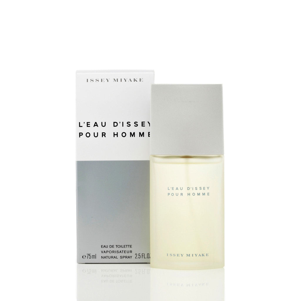 L'Eau D'issey Pour Homme For Men By Issey Miyake Eau De Toilette Spray