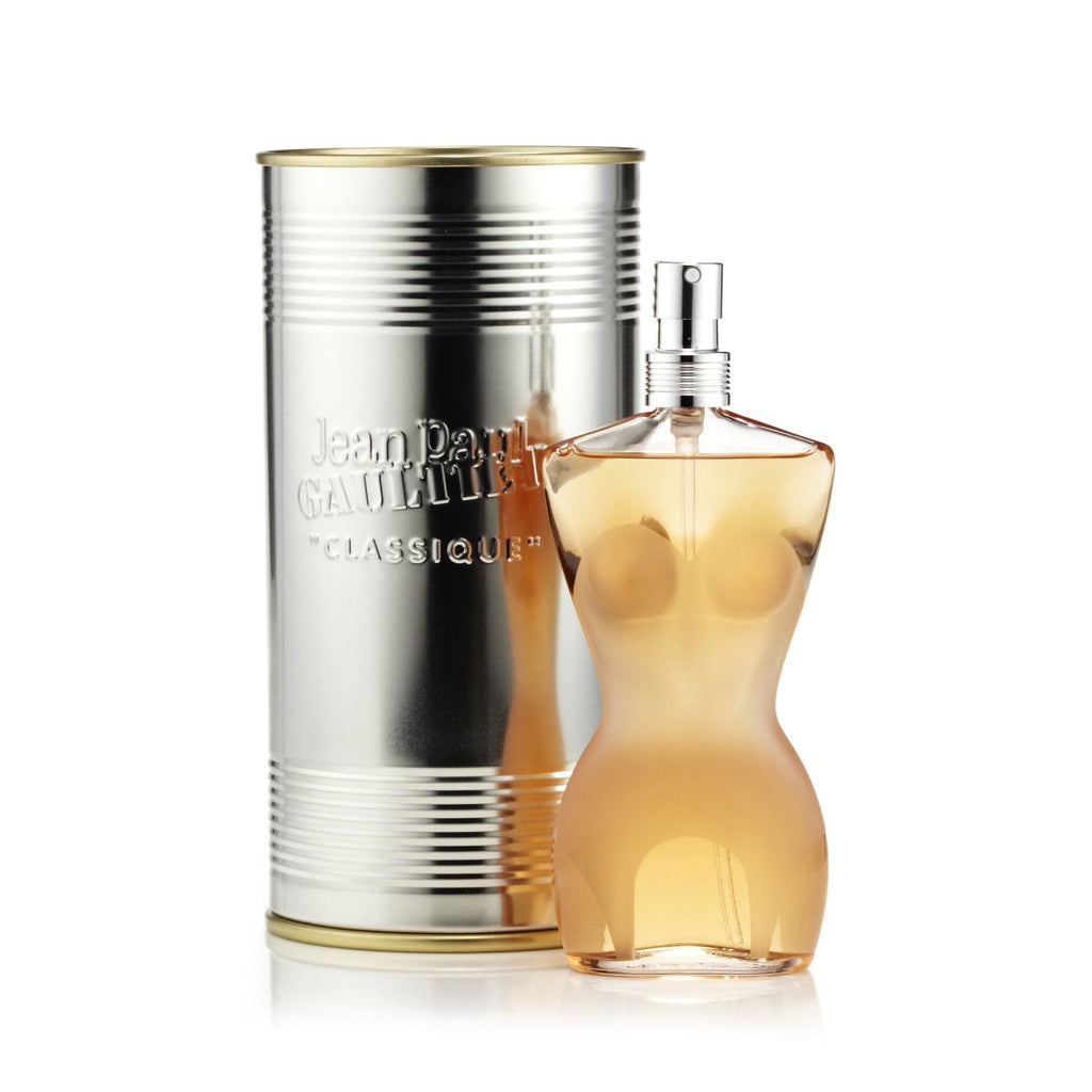 Classique For Women By Jean Paul Gaultier Eau De Toilette Spray