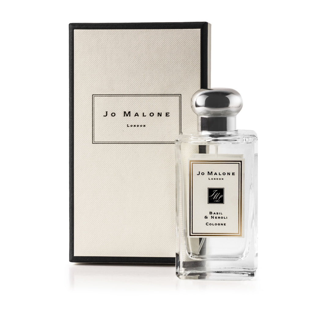 Basil and Neroli Cologne for Women and Men by Jo Malone