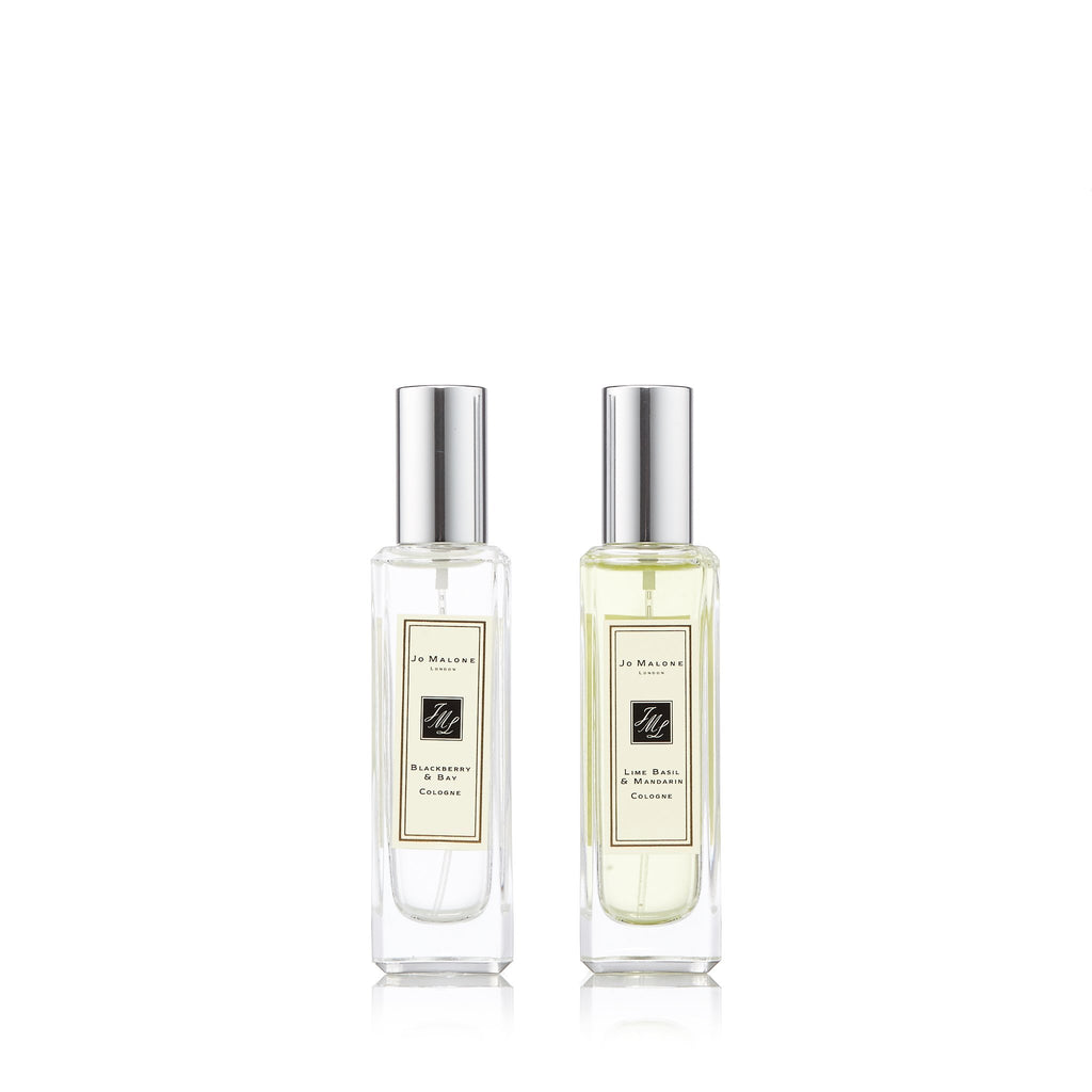 Lime Basil & Mandarin and Blackberry & Bay Gift Set by Jo Malone 1.0 oz. Each