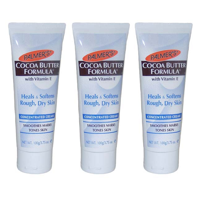 Cocoa Butter Formula With Vitamin E Lotion by Palmers for Unisex - 3.75 oz Lotion - Pack of 3