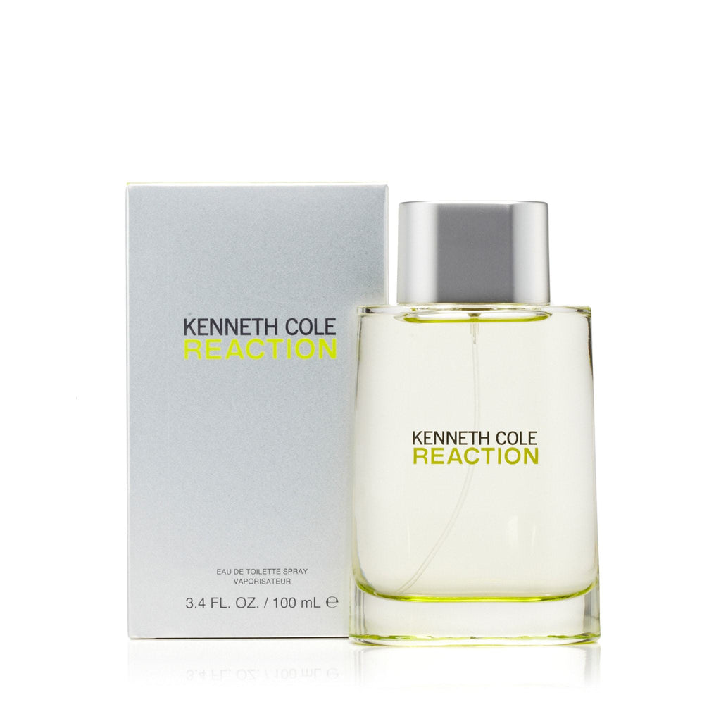 Kennet Cole Kenneth Cole Reaction Eau de Toilette Mens Spray 3.4 oz.