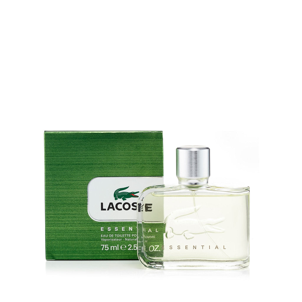 Lacoste Essential Eau de Toilette Mens Spray 2.5 oz.