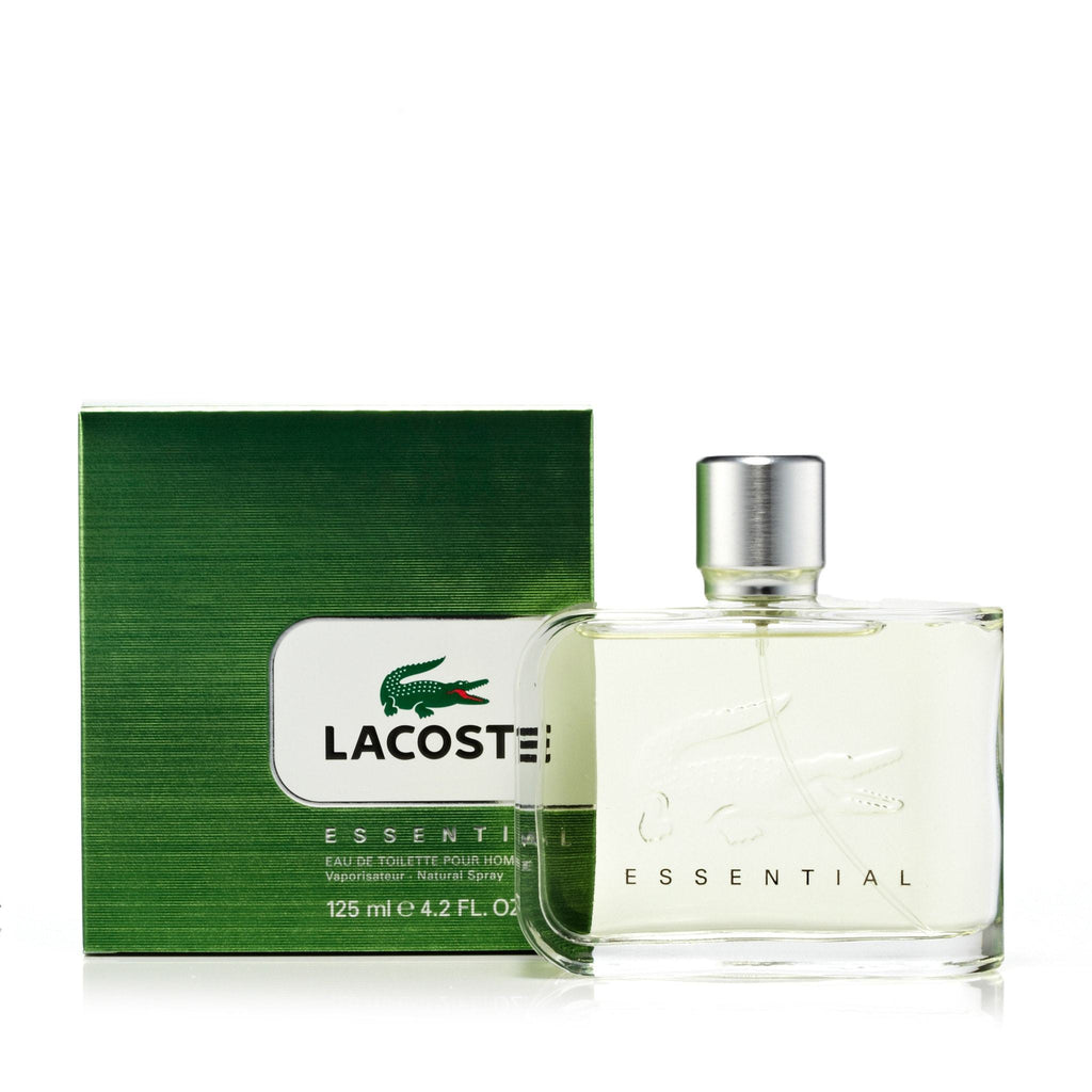 Lacoste Essential Eau de Toilette Mens Spray 4.2 oz.