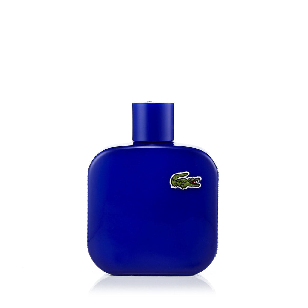 L.12.12 Blue Eau de Toilette Spray for Men by Lacoste 3.3 oz.