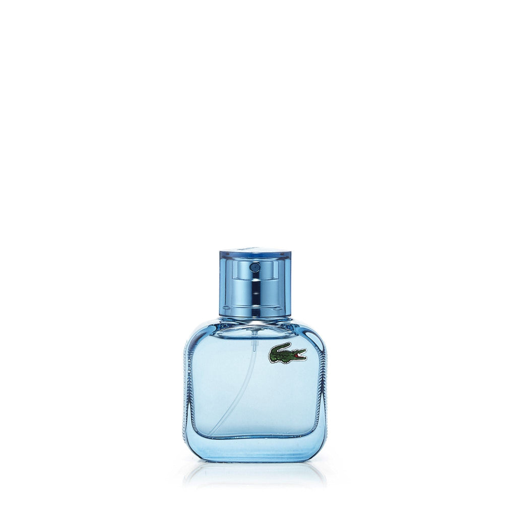 L.12.12 Blue Eau de Toilette Spray for Men by Lacoste 1.0 oz.