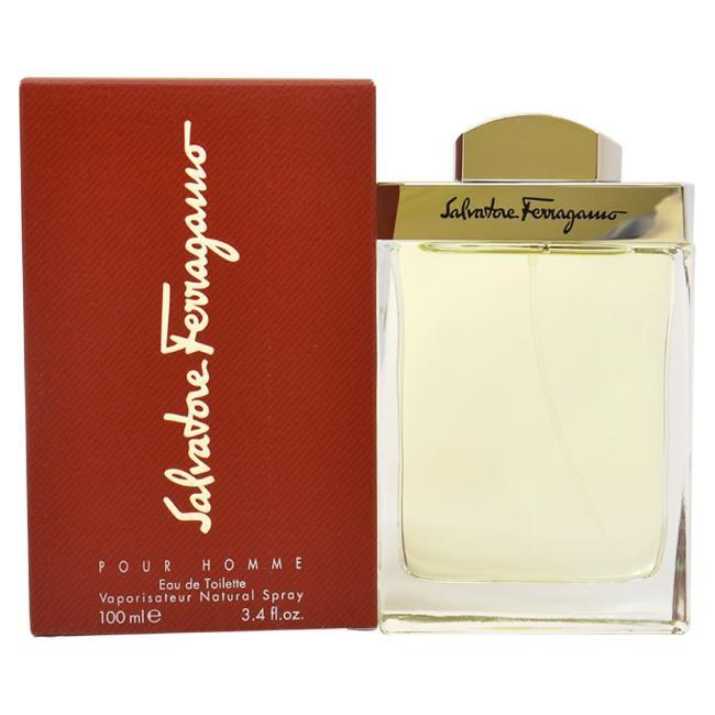 SALVATORE FERRAGAMO BY SALVATORE FERRAGAMO FOR MEN -  Eau De Toilette SPRAY