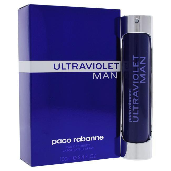 Ultraviolet by Paco Rabanne for Men -  Eau De Toilette Spray